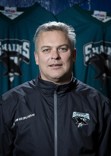 Battlefords AAA Sharks Assistant Coach - Brent Schneider